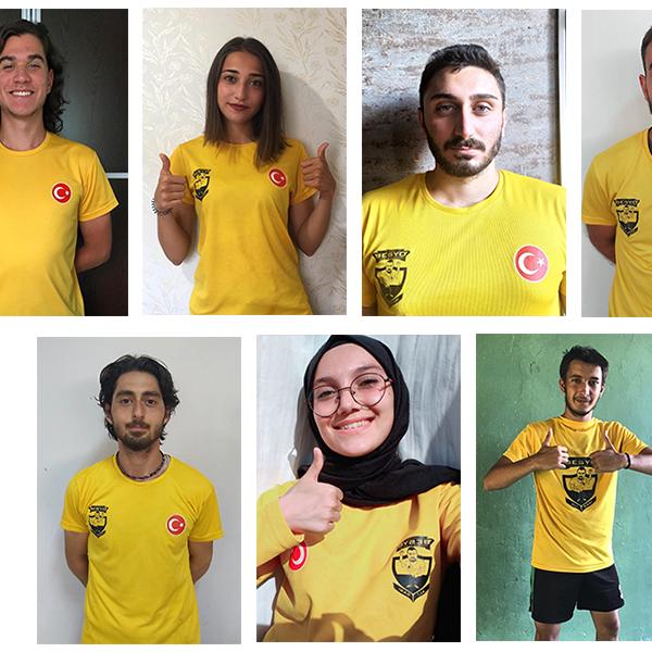 Biz kazandırmaya başladık. İzmir 9 Eylül Üniversitesi öğrencilerimize hayırlı olsun.
